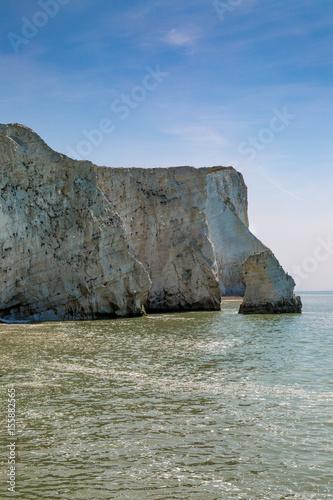 Plakat Seaford Head Cliffs