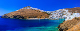 beautifull traditional islands of Greece - Astypalea - 155932502