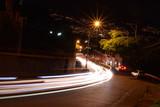 Noche de tráfico
