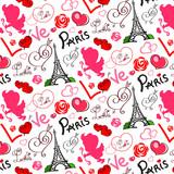 pattern Eiffel Tower