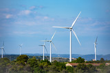 Eolic park alternative and renewable energy - 155978568