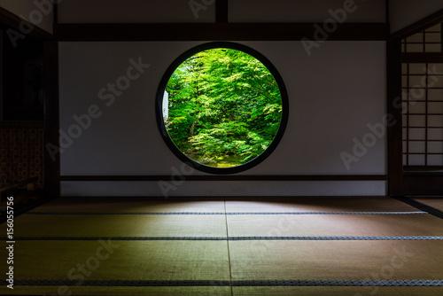 Keuken foto achterwand Kyoto 京都 源光庵