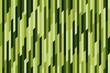 Materiał do szycia green dark thin stripe seamless background