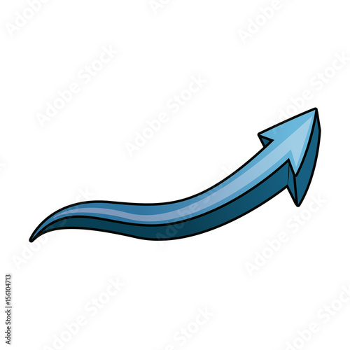 Papiers peints Graffiti graffiti arrow abstract creative decoration image vector illustration