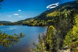 A beautiful mount lake