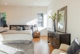 contemporary bedroom...