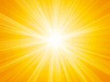 sun rays background - 156229979