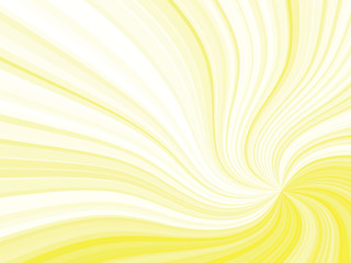 yellow curved rays background