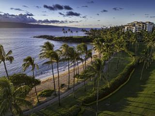 Kapalua Bay Maui, Hawaii