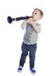 Tiny Clarinet Player