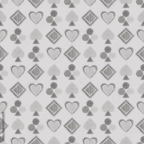 wektor-bez-szwu-geometryczny-wzor-z-ikonami-kart-do-gry-tlo-z-recznie-rysowane-teksturowane-figury-geometryczne-pastelowy-graficzny-ilustracja-szablon-do-zawijania-tla-sieci-tapety