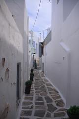 une ruelle de Naoussa © Pascal06