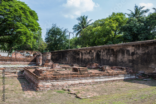 Old Castle of Thailand