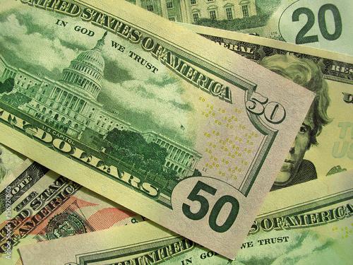 Poster money background