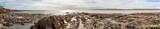 plage de Kinsale, Irlande,