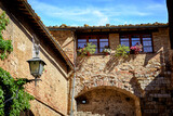 Historic buildings of Montepulciano