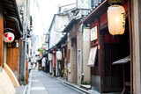 Kyoto Alley/Street