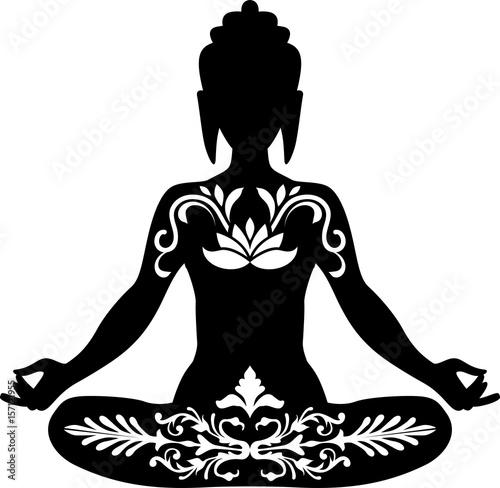 Ornamental Buddha