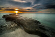 beautiful landscape in Mentawai island