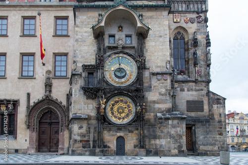 Plagát Astronomical Clock in Prague