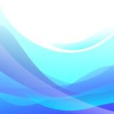 blue tone background