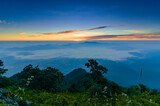 Thailand's northern lanscape..