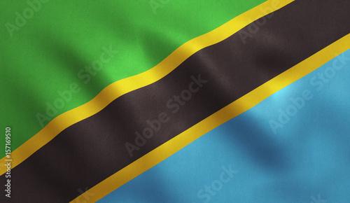flaga-tanzanii