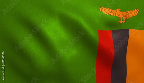 flaga-zambii