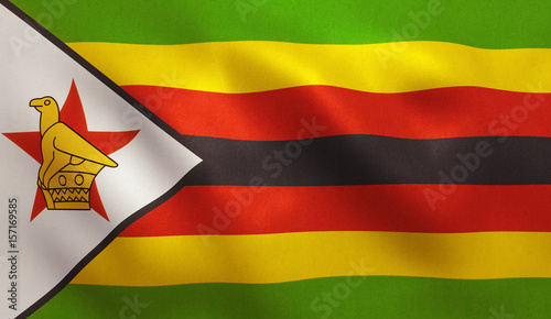 flaga-zimbabwe