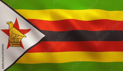 bandera-de-zimbabwe