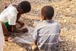 Постер, плакат: Playtime in Haiti