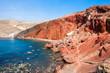 Akrotiri red beach, Santorini