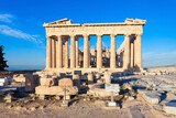 Parthenon Temple in Athens - 157189986