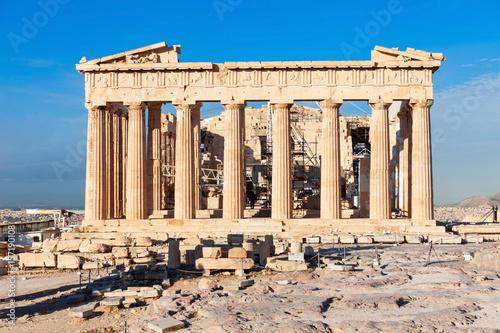 Papiers peints Athenes Parthenon Temple in Athens