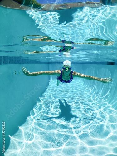 Zdjęcia na płótnie, fototapety, obrazy : underwater