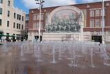 Sundance Square, Forth Worth, Texas - 157211116