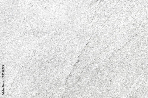 Pattern of Modern  white wall surface and Texture. white wall,stone texture for background - 157268702