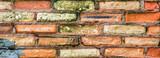 Textura de tijolo.