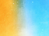 Warm and cool colors - Background