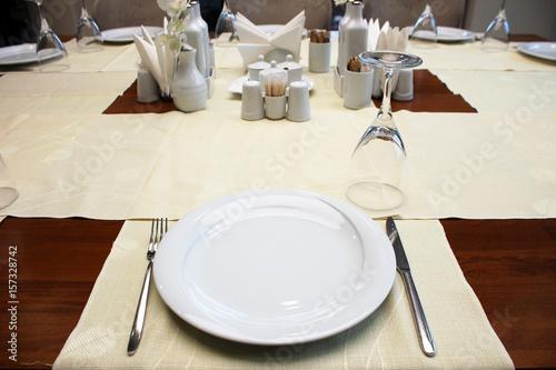 Dinner Table Poster