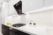 Modern white kitchen - 157413324