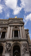 Photo of Opera , Palais Garnier on a cloudy spring morning, Paris, France