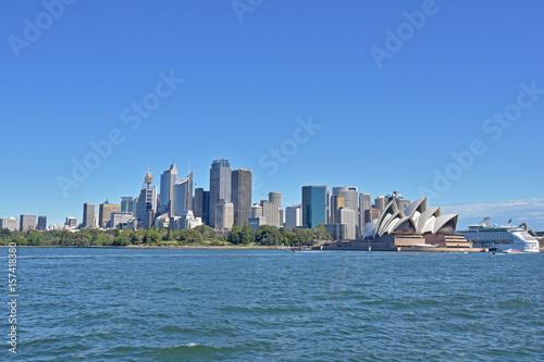 Fotobehang Sydney City of sydney