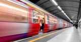 London tube © rcfotostock