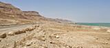 Dead Sea in Desert
