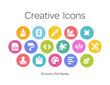 Creative Icons, Pixi Series