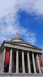 Photo of iconic Trafalgar square, London, United Kingdom