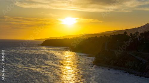 Fototapeta Beach Sunset