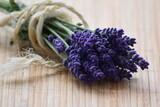 Bouquet of fresh lavender