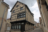 historic house in Chalons-en-Champagne